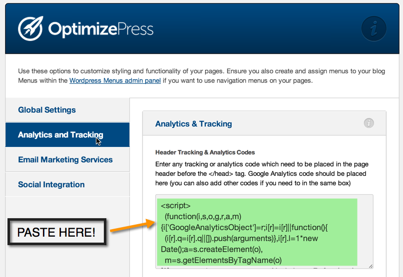 OptimizePress and Google Analytics – The Perfect Combo - Your ...